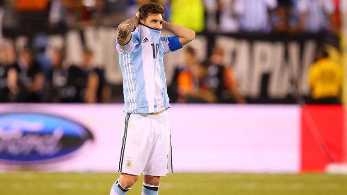 Месси разъяснил, почему уходит изсборной Аргентины