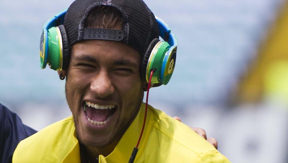 Футболист «Барселоны» Неймар объявил оначале музыкальной карьеры