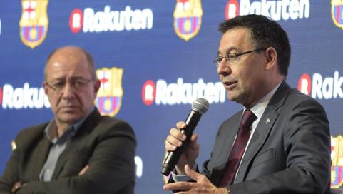 """Бартомеу: «Мы убеждены, что Месси завершит карьеру в""""Барселоне""""»"""