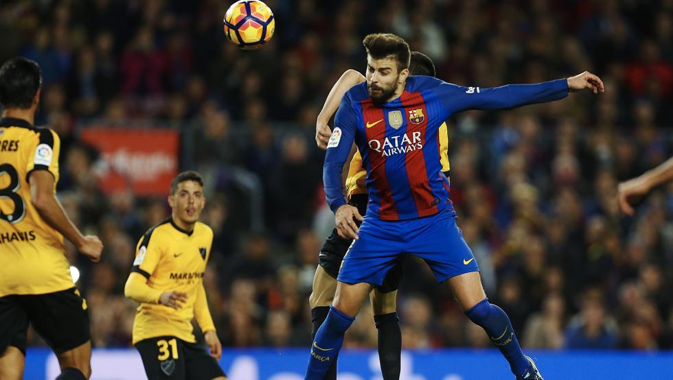 """Пике: «Мы— """"Барселона"""". Отсутствие отдельных игроков неоправдание»"""